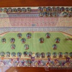 Coleccionismo deportivo: JUEGA CON EL BARÇA LOS PINS DEL DREAM TEAM 49 PINS (VÉR FOTOS). Lote 30904999