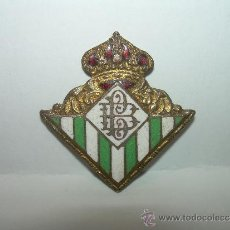 Coleccionismo deportivo: ANTIGUA INSIGNIA ESMALTADA.. Lote 32618702