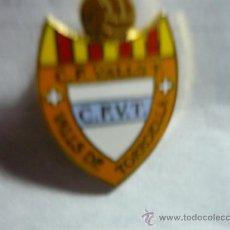 Coleccionismo deportivo: PIN FUTBOL VALLS DE TORROELLA M.. Lote 33798209
