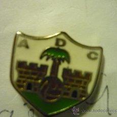 Coleccionismo deportivo: PIN FUTBOL AD CASTILLEJOS. Lote 34875775