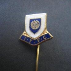 Coleccionismo deportivo: PIN DE AGUJA FUTBOL .. Lote 35809732