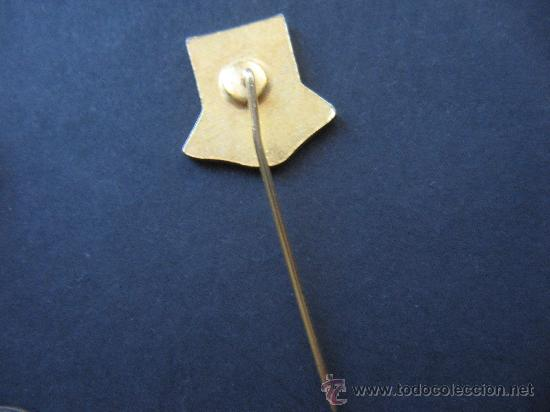 Coleccionismo deportivo: Pin de aguja Futbol . - Foto 2 - 35809732