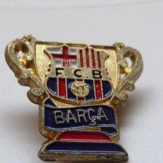 Coleccionismo deportivo: PIN BARÇA COPA. Lote 35832607