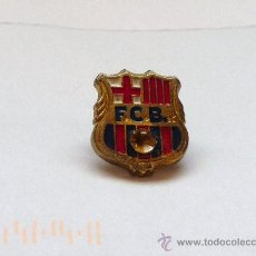 Coleccionismo deportivo: PIN BARÇA ESCUDO. Lote 35832618