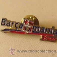 Coleccionismo deportivo: PIN CLIP DEL BARÇA F.C. BARCELONA BARÇA MANIA. Lote 278982613