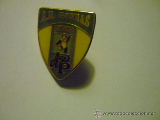 PIN FUTBOL PANDAS AD (Coleccionismo Deportivo - Pins de Deportes - Fútbol)