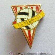 Coleccionismo deportivo: INTERESANTE PIN INSIGNIA AGUJA DEL C. D. PEÑAFLOR - CLUB DE FUTBOL - ZARAGOZA -. Lote 36868226