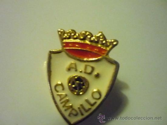 PIN FUTBOL CAMPILLO AD (Coleccionismo Deportivo - Pins de Deportes - Fútbol)