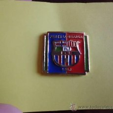 Coleccionismo deportivo: PIN PEÑA PENYA BARCELONISTA LOMBARDA ( ITALIA) F C BARCELONA BARÇA. Lote 38361184
