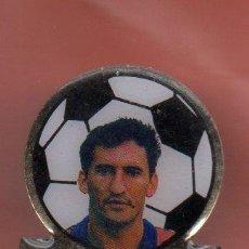 Coleccionismo deportivo: PINS FUTBOL CLUB BARCELONA BEGUIRISTAIN. Lote 38408323