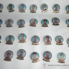 Coleccionismo deportivo: COLECCION DE 26 PIN PINS DEL BARCELONA. Lote 38512583