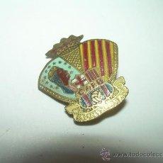 Coleccionismo deportivo: ANTIGUA Y RARA INSIGNIA....MONTSERRAT....C.F. BARCELONA. Lote 38568103