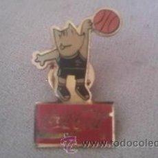 Coleccionismo deportivo: PIN DE COBI OLIMPIADAS 92 COCA COLA. Lote 39838306