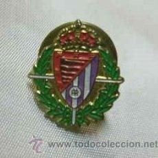Coleccionismo deportivo: PIN DE CLIP - FUTBOL REAL VALLADOLID. Lote 39911324