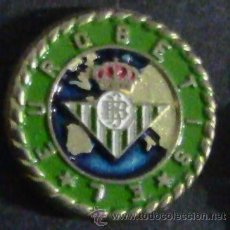 Coleccionismo deportivo: PIN REAL BETIS - EURO BETIS. Lote 40128295