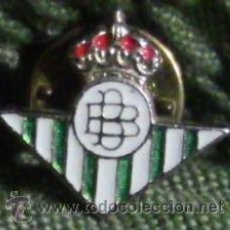 Coleccionismo deportivo: PIN REAL BETIS. Lote 40649977