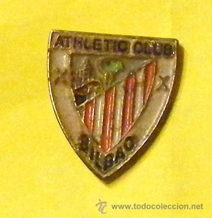 PIN ATHLETIC CLUB BILBAO (Coleccionismo Deportivo - Pins de Deportes - Fútbol)