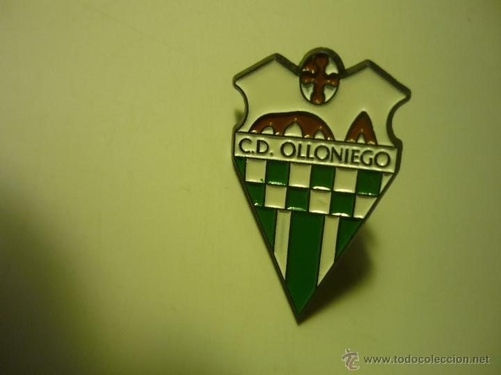 PIN CD OLLONIEGO (Coleccionismo Deportivo - Pins de Deportes - Fútbol)