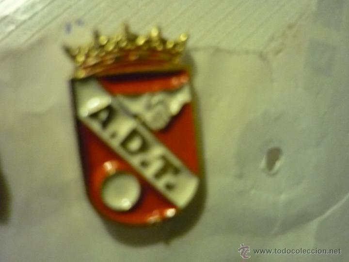 PIN FUTBOL TORREJON AD (Coleccionismo Deportivo - Pins de Deportes - Fútbol)