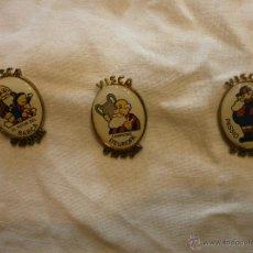Coleccionismo deportivo: LOTE PINS F. C. BARCELONA. Lote 42608949