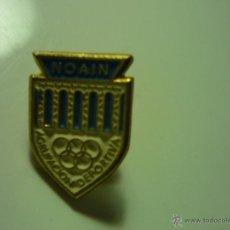 Coleccionismo deportivo: PIN FUTBOL A.D. NOAIN. Lote 43145017