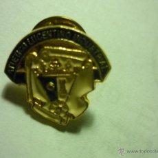 Coleccionismo deportivo: PIN FUTBOL AT.LUCENTINO INDUSTRIAL. Lote 43209488