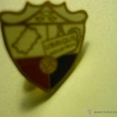 Coleccionismo deportivo: PIN FUTBOL UBRIQUE INDUSTRIAL .-. Lote 43338399