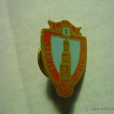 Coleccionismo deportivo: PIN FUTBOL CD LEBRIJA. Lote 43556948