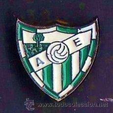 Coleccionismo deportivo: PIN - FUTBOL - ATLETICO ESTACION - SEVILLA - METAL ESMALTADO - EP 1. Lote 43598968