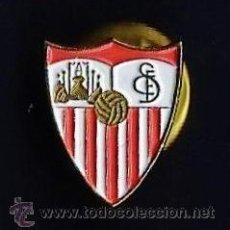 Coleccionismo deportivo: PIN - FUTBOL - SEVILLA C.F. - METAL ESMALTADO - MINI 1CM - CALIDAD - EP 1. Lote 43819052