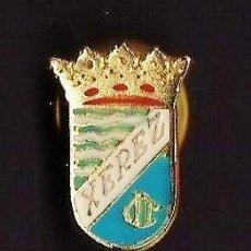 Coleccionismo deportivo: PIN - FUTBOL - XEREZ DEPORTIVO - JEREZ - METAL LACADO - EP 1. Lote 43819177