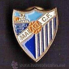 Coleccionismo deportivo: PIN - FUTBOL - MALAGA C.F. - METAL ESMALTADO - EP 1. Lote 43819308
