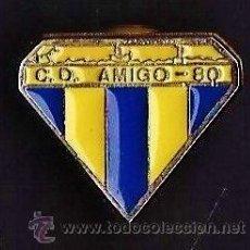 Coleccionismo deportivo: PIN - FUTBOL - C.D. AMIGO 80 - SEVILLA - METAL ESMALTADO - CALIDAD - EP 1. Lote 43821076