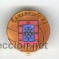 Coleccionismo deportivo: INTERESANTE PIN INSIGNIA - FUTBOL - SANABRAIA CLUB DE FUTBOL. Lote 43965346