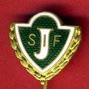 Coleccionismo deportivo: PIN FUTBOL , JSIF ESCOCIA , ANTIGUO ESMALTE , ORIGINAL , AGUJA , F2. Lote 44174968