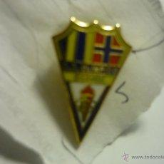 Coleccionismo deportivo: PIN FUTBOL OLIMPICO CADIZ. Lote 44194887