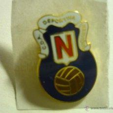 Coleccionismo deportivo: PIN FUTBOL NERVION. Lote 44765976