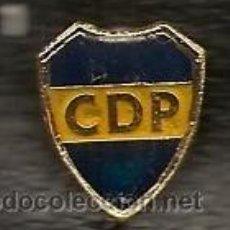 Coleccionismo deportivo: ARGENTINA: INSIGNIA DEL CLUB DEPORTIVO PELLEGRINI. CHIVILCOY. Lote 46435901