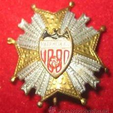 Coleccionismo deportivo: ANTIGUA INSIGNIA DEL VALENCIA CLUB DE FUTBOL. Lote 46798230