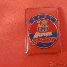 Coleccionismo deportivo: PIN'S DEL F.C.BARCELONA DEL CLUB BARÇA ESPOR. Lote 46911935