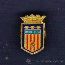 Coleccionismo deportivo: PIN - FUTBOL - CD OLLERIA - VALENCIA - METAL ESMALTADO - EP / AT. Lote 47370130