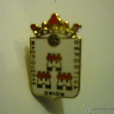 Coleccionismo deportivo: PIN UD MADRIGUERAS. Lote 47677303