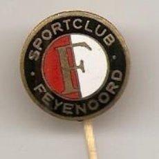 Coleccionismo deportivo: INSIGNIA DEL FEYENOORD. Lote 196923947