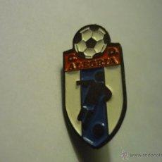 Coleccionismo deportivo: PIN FUTBOL CD ALEGRIA. Lote 49019903