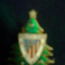 Coleccionismo deportivo: ABETO NAVIDEÑO PIN ATHLETIC BILBAO. Lote 49628428