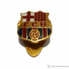 Coleccionismo deportivo: ANTIGUA INSIGNIA PIN F.C.B.- FUTBOL CLUB BARCELONA BARÇA. Lote 47639551