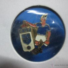 Collectionnisme sportif: PIN TIPO INSIGNIA ANTIGUA TIPO IMPERDIBLEDEL REAL OVIEDO. Lote 50481907