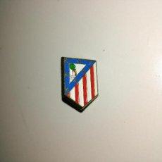 Coleccionismo deportivo: PIN ESCUDO EQUIPO FUTBOL ATLETICO DE MADRID. Lote 50484420