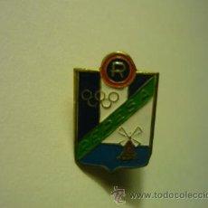 Coleccionismo deportivo: PIN FUTBOL REPESA. Lote 51036078
