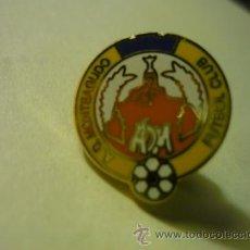 Coleccionismo deportivo: PIN FUTBOL AD MONTEAGUDO. Lote 51180809